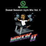 Gym Mix Vol. 4 Art